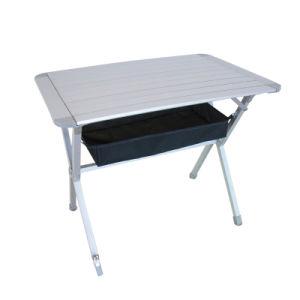 Stable Aluminum Outdoor/ Garden Table