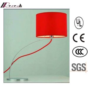 Modern Hotel Decorative Red Rotatable Reading Floor Lamp pictures & photos