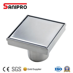 High Quality Square Shower Stainless Steel Floor Drain Grate pictures & photos