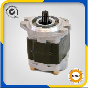 CE Proved External Cast Iron Hydraulic Gear Oil Pump pictures & photos
