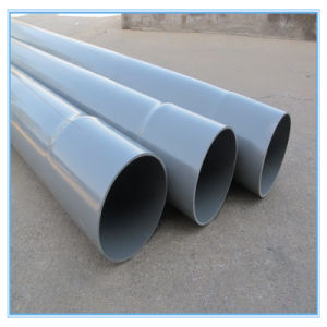 Drainage and Irrigation UPVC Pipes pictures & photos