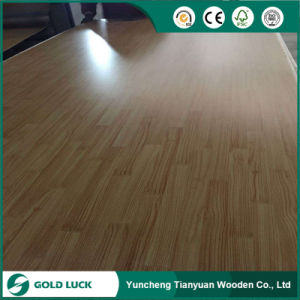 Paper Overlaid Plywood for Indoors Use Furniture Decoration Plywood pictures & photos