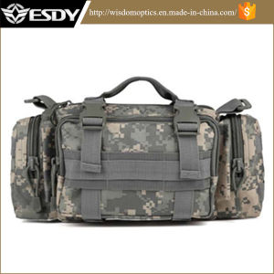 Tactical Hiking Camping Shoulder Waist Pouch Bag pictures & photos