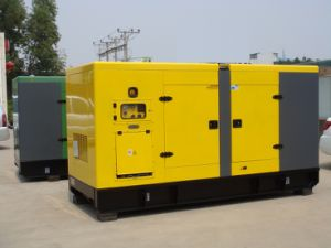 100kVA 80kw Standby Power Silent Type Cummins Diesel Generator pictures & photos