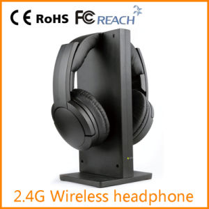 Brand New 2.4G Wireless Bluetooth Headphone with RF Module (RBT-684-001)