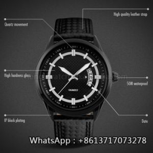 2016 New Style Quartz Watch, Fashion Stainless Steel Watch Hl-Bg-186 pictures & photos