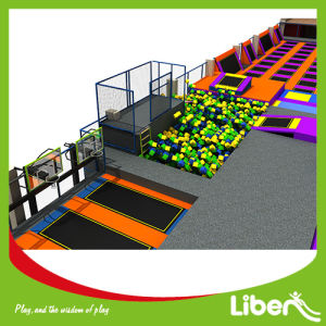 China Top 1 Trampoline Manufacturer Children Indoor Trampoline Park pictures & photos