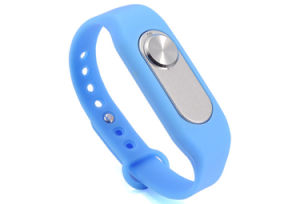 4GB Wearable Wristband Bracelet Digital USB Voice Recorder pictures & photos