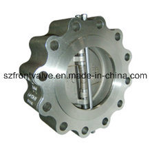 Lug Type Double Disc Swing Check Valve pictures & photos