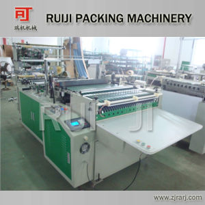 Rql Heat Sealing and Cutting Bag Making Machine pictures & photos