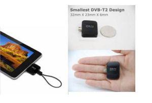 DVB-T2 Android Smartphones TV Box Digital Satellite Receiver for European pictures & photos