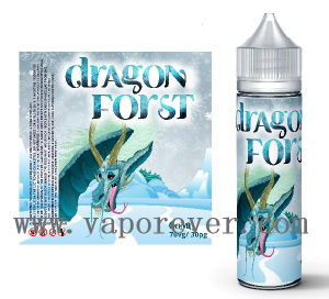 Glass Package Mixed Flavor 30ml Vaping Ejuice, Refilling Eliquid, Smoke Juice for Vape Shop pictures & photos