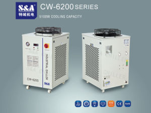 Air Cooled Re-Circulating Water Chiller S&a Brand China