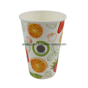 Big Size 12oz Single Wall Cold Paper Cup pictures & photos