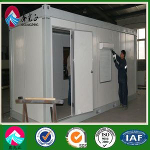 Assembled Standard Container House (XGZ-PCH 040) pictures & photos