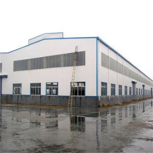 High Rise Prefab Structure Steel Buildings Welding Auto Workshop pictures & photos