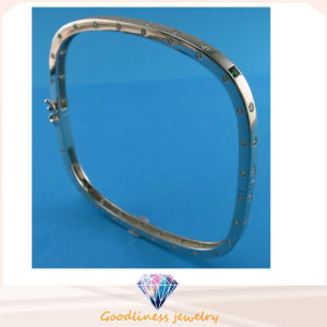 Hot Sale Charm New Fashion Jewelry 925 Silver Woman Bangle (G41342) pictures & photos