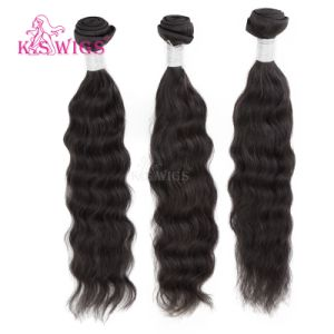 High Quality Virgin Human Hair Weft Peruvian Remy Hair Extension pictures & photos