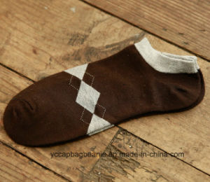 Man′s Fashion Cozy Cotton Ankle Sock pictures & photos