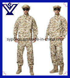 Camouflage Combat Army Mlitary Uniform (SYSG-236) pictures & photos