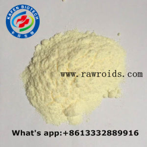 Gain Muscle Burning Fat Yellow Powder Tren E / Trenbolone Enanthate 10161-33-8 pictures & photos