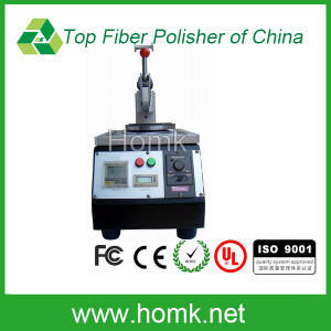 Traditional Center Pressure Fiber Polishing Machine pictures & photos