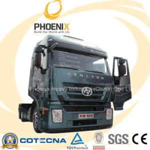 New Arrival C100 6X4 390HP Hongyan for Iveco Tractor Truck pictures & photos