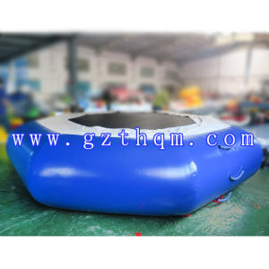 Water Park Inflatable Trampoline/Inflatable Sports Game/Inflatable Water Games pictures & photos