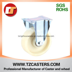 Fixed Caster with Nylon Wheel 80*36 pictures & photos