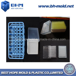 Test Tube Rack Plastic Mold (Pipette Tip Rack Mould) pictures & photos
