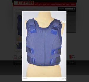 Nij Level Iiia UHMWPE Female Bullet Proof Vest pictures & photos