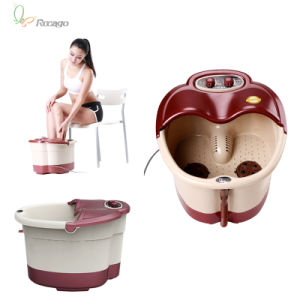 Popular Foot SPA Massager with Heat Function pictures & photos