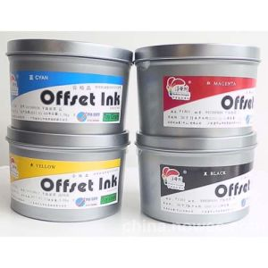 Offset Ink for Metal Stainless Steel