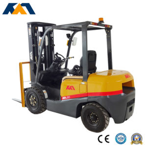 New Forklift Price 2ton Diesel Forklift with Mitsubishi Engine pictures & photos