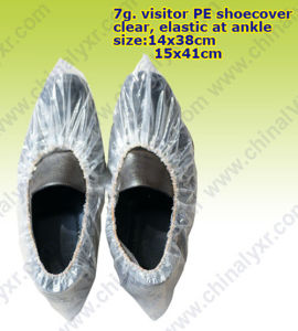 Plastic Disposable Shoecover / Capsule Shoe Covers (Colorful) (LY-PES-W) pictures & photos