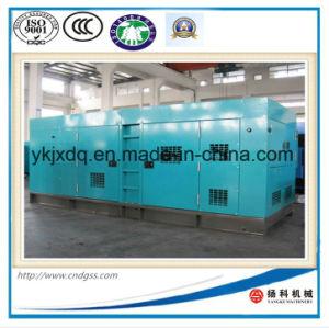 50Hz Cummins1000kw/1250kVA Silent Diesel Generator (KTA38-G9) pictures & photos