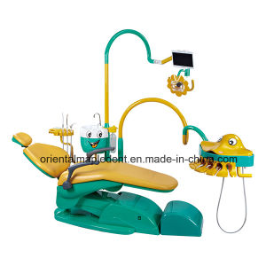 Ce Approved Children Dental Chair Unit pictures & photos