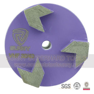 Grinding Pad for Prep/Master Grinder pictures & photos