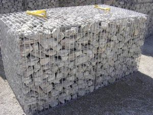 Best Price with High Qaulity Flood Prevention Gabion Basket pictures & photos