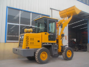 Hot Sale Hzm 916 Cheaper Front Wheel Loader Zl-16 pictures & photos