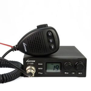 New CB Radio Lt-308 with LCD Display 27MHz Am/FM 10 Meter CB Radio pictures & photos