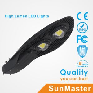 Hot Sale Zhejiang CE LED Solar Street Light with 50W Power pictures & photos