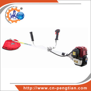 Garden Machine 4 Stroke Gasoline Grass Trimmer with Gx35 Engine Brush Cutter pictures & photos