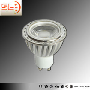 GU10 COB LED Spotlight with 38 Beam Angle pictures & photos