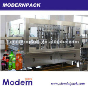 3 in 1 Rinsing Pressure Filling and Capping Machine pictures & photos