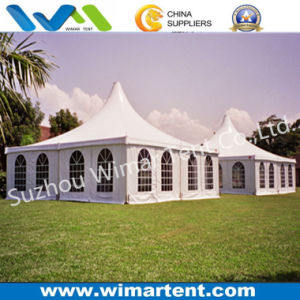 12X12m outdoor Party Wedding Pagoda Tent for Sale pictures & photos