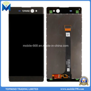 Cellphone LCD for Sony Xperia C6 Ultra LCD Display Screen with Frame pictures & photos