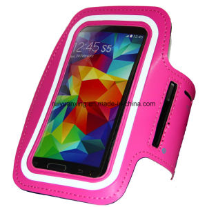 Armband for Samsung Galaxy S5, iPhone 6/6s & HTC (Pink) pictures & photos