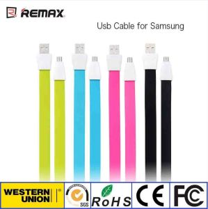 Remax Fast Charging Flat Wire Micro Data Cable