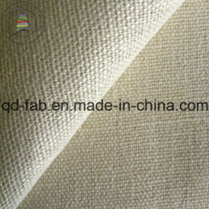 100%Hemp Canvas Nature Fabric (QF13-0071) pictures & photos
